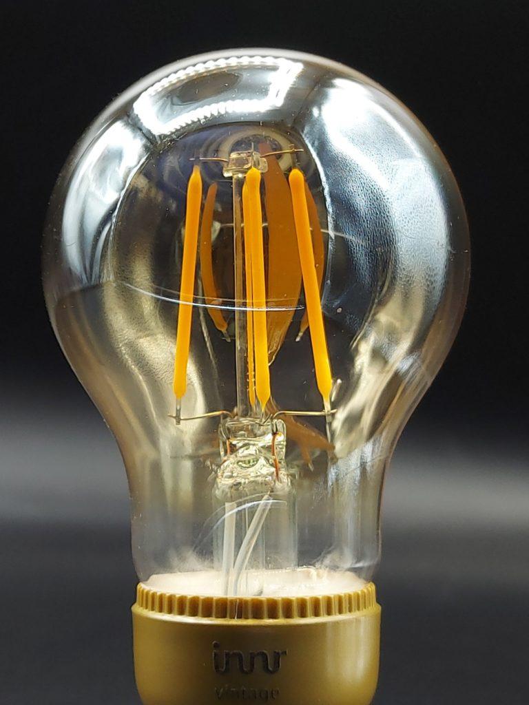 Avis et prix Innr E 27 Ampoule connectée Vintage à filement