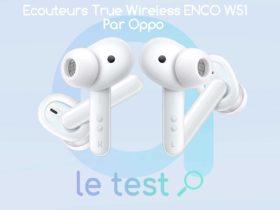Avis test et prix des écouteurs OPPO Enco W51