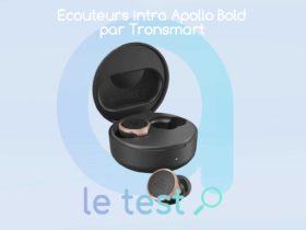 Avis et test des écouteurs intra auriculaires Appolo Bold de Tronsmart