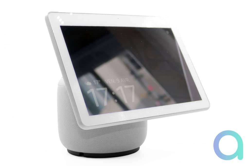 Test Echo Show 10 : écran / enceinte Alexa