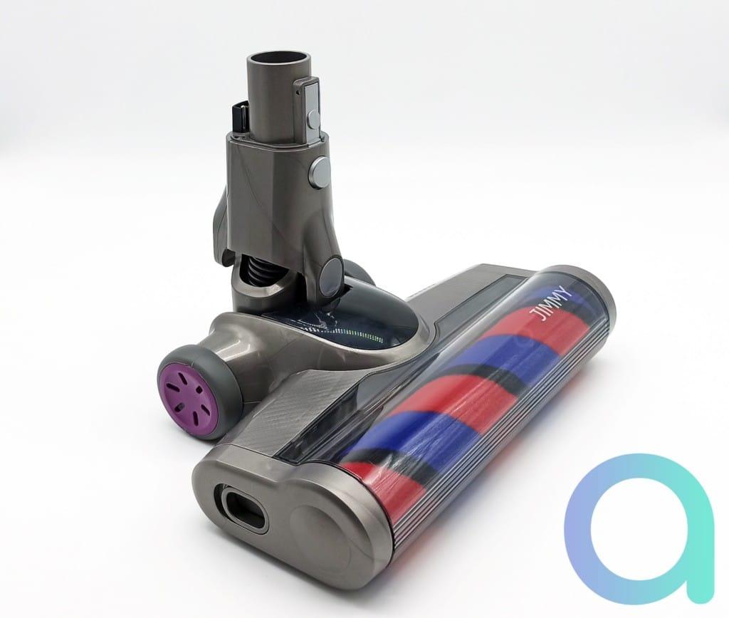 brosse principale et unique du balai aspirateur Jimmy H8 Pro