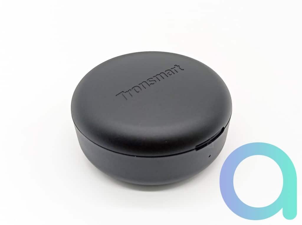 boitier de rechargement Tronsmart pour écouteurs Appolo Bold