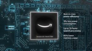 Le processeur Amazon AZ1 Neural Edge est deux fois plus puissant !