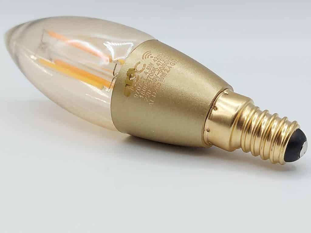 Ampoule connectée rétro E14 LSC