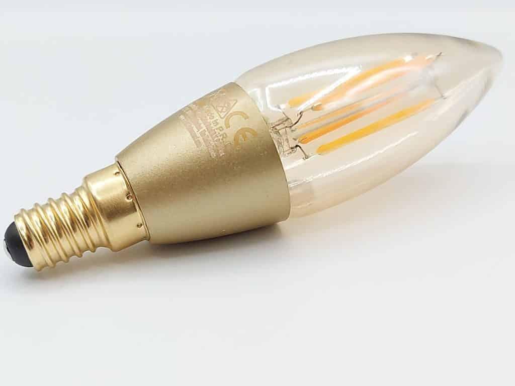 LSC Ampoule filament LED connectée E14