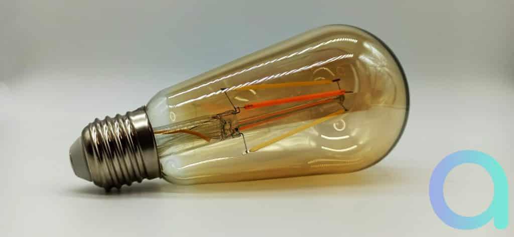 Benxmart propose une ampoule à LED réto connectée, la ST 64