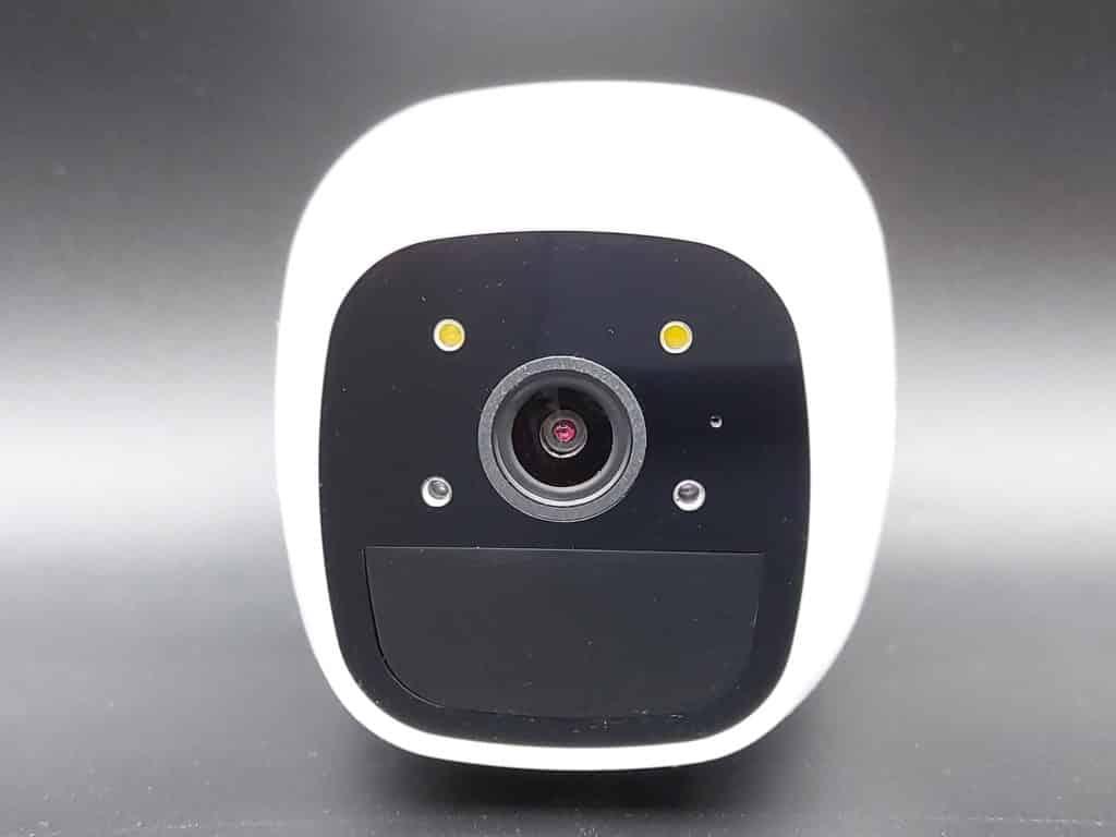 Vacos caméra 1080p IR couleur pour l'extérieur