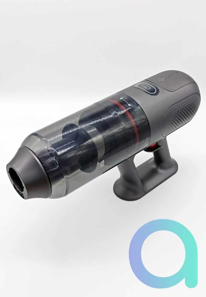 Système cyclonqie vertical à 4 niveaux de filtration