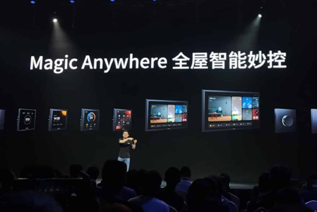 Les nouveaux Aqara MagicPad présentés hier