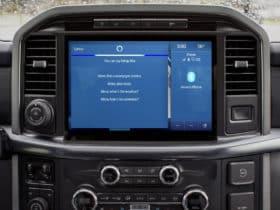Ford annonce une mise à jour pour intégrer Alexa dans ses véhicules