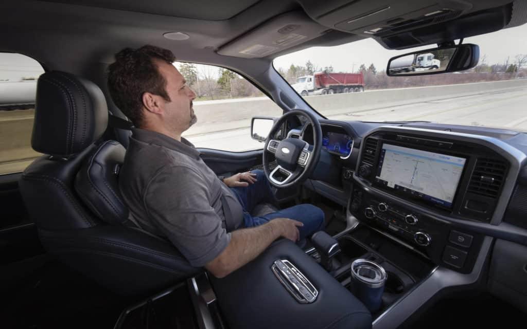 Ford annonce l'intégration d'Alexa dans ses véhicules