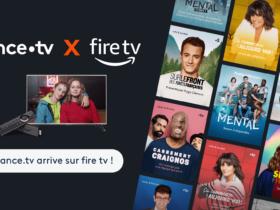 France TV est désormais disponbile sur Fire TV