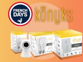 Sélection des promos French Days chez Konyks