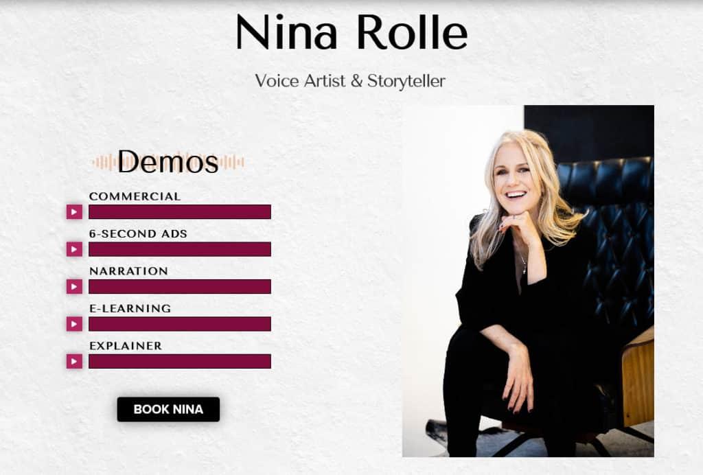 Nina Rolle est la voix d'Alexa aux Etats-Unis