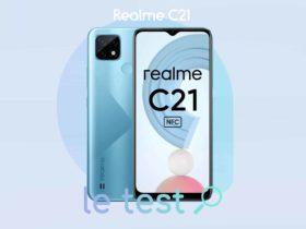 Notre avis sur le smartphone Realme C21
