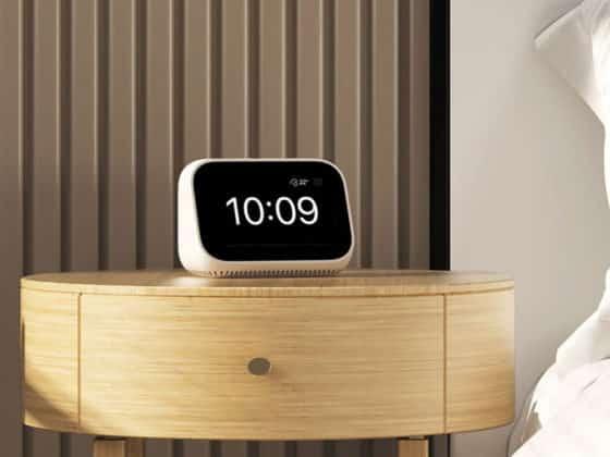 Le réveil Xiaomi Mi Smart Clock avec Google Assistant est disponible en France