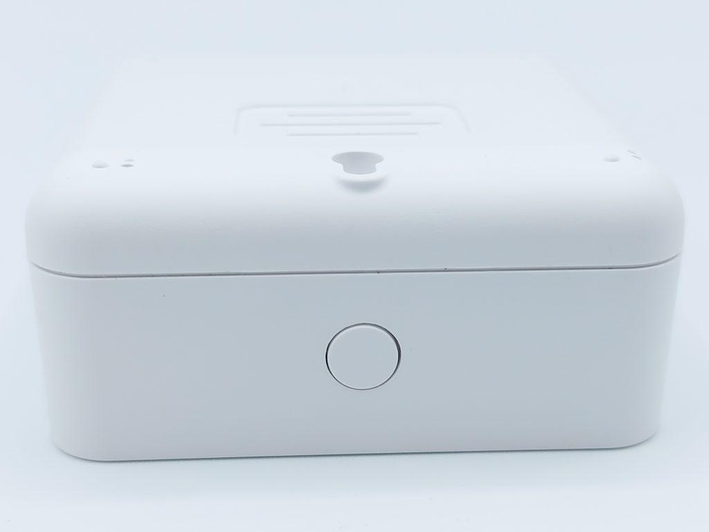 Le bouton appairage/reset se trouve sur le dessus de du capteur Kecheer pour un accès facile
