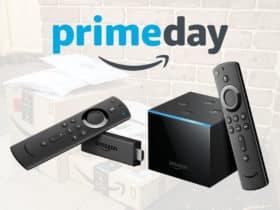 Amazon Fire TV Stick et Cube au plus bas pour Prime Day