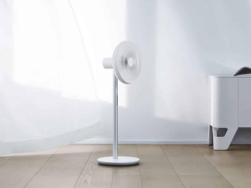 Test et avis du ventilateur connecté Smartmi Standing Fan 3 pour Xiaomi Home