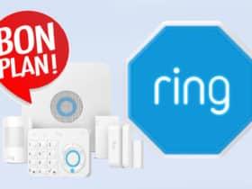 Ring Alarm jusqu'à -42% avant Prime Day 2021