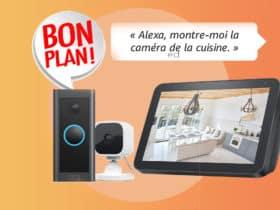 Promo pour Alexa et Amazon Echo !