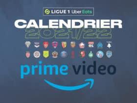Amazon annonce son top 10 des matchs de Ligue 1 sur Prime Video