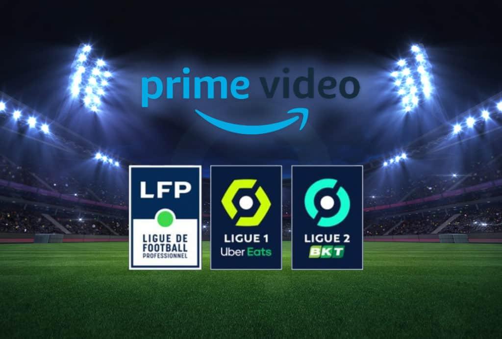 Comment regarder la Ligue 1 sur Amazon Prime Video