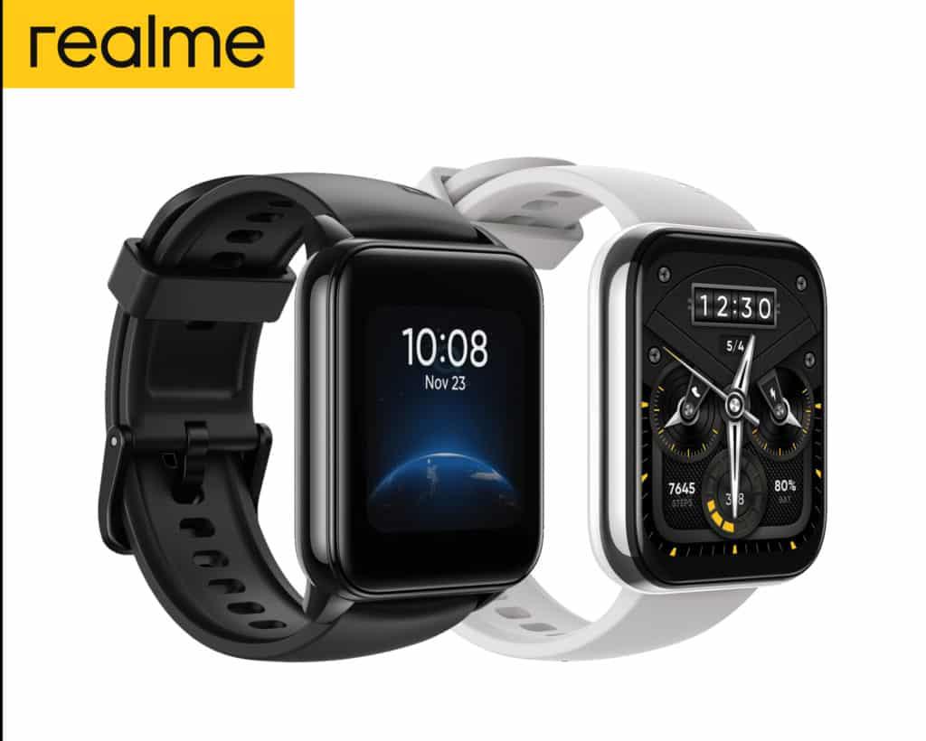 Annonce de la nouvelle Realme Watch 2 Pro !