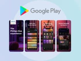 L'application Philips Hue a disparu du Google Play store aujourd'hui