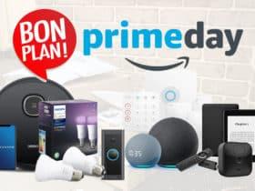 Les bonnes affaires pour la maison connectée avec Alexa et Echo pendant Prime Day