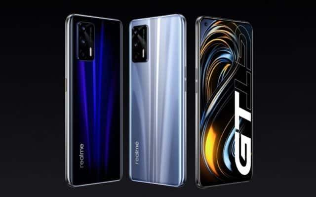 Realme GT 5G : prix et disponibilité