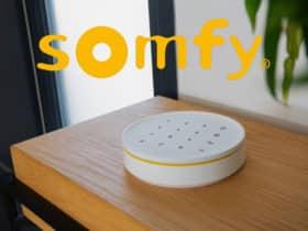 Somfy propose une nouvelle alarme connectée compatible Amazon Alexa et Google Home