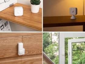 SwitchBot présente son Contact Sensor et son Motion Sensor