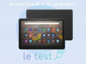 Notre avis sur la tablette HD 10 d'Amazon