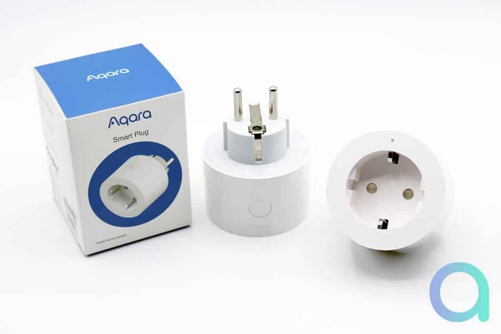 Aqara Plug EU : avis et test complet de la prise ZigBee