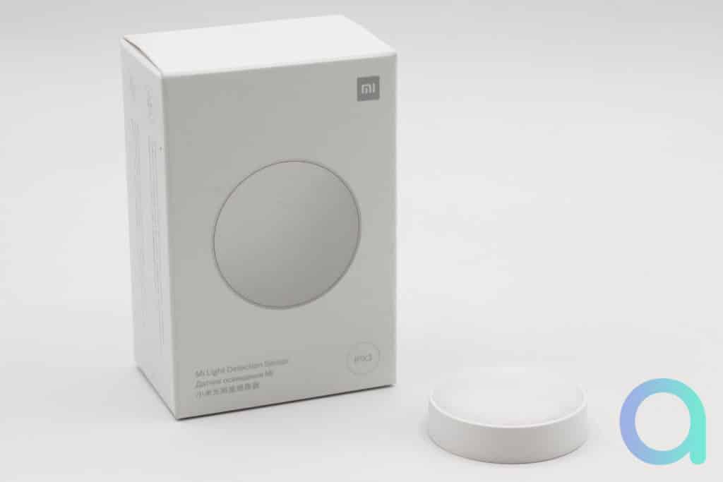 Test du capteur de luminosité Mi Light Detection Sensor de Xiaomi