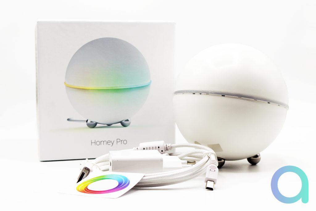Homey Pro : test et avis sur la solution domotique plug and play de Athom