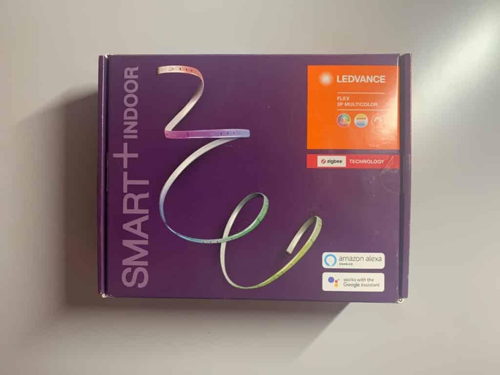 Le ruban Ledvance Smart+ Indoor Flex en test dans notre lab'