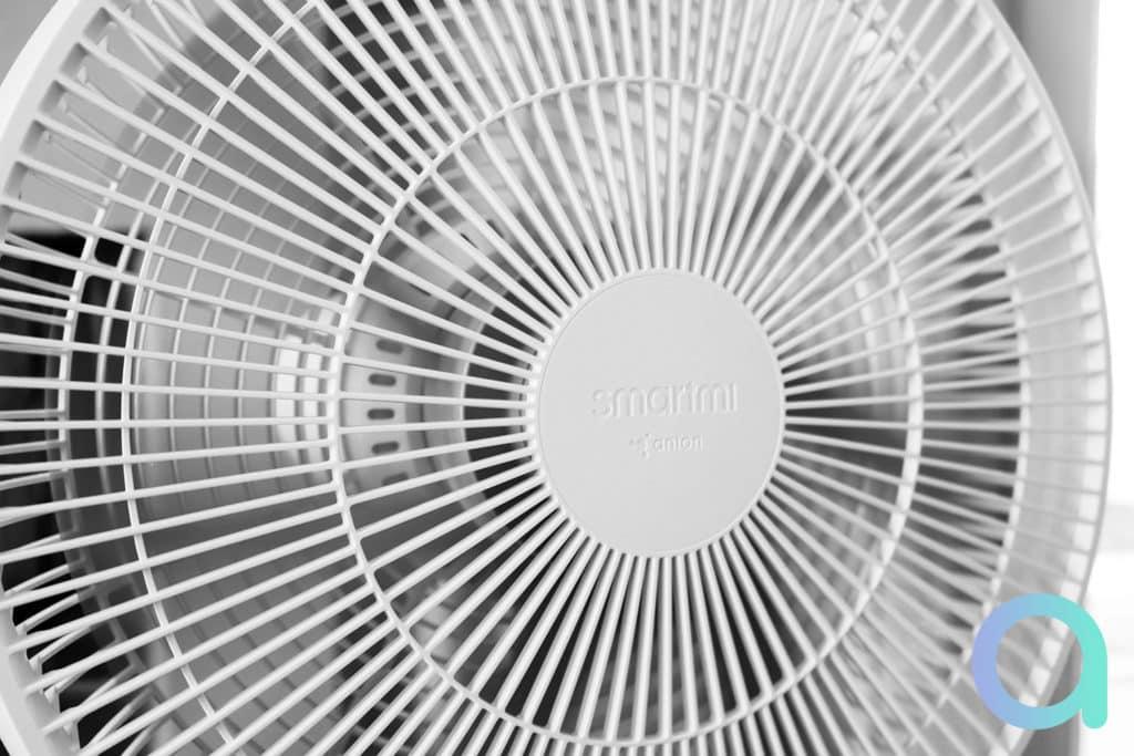 Test complet du ventilateur connecté Xiaomi Smartmi Standing Fan 3