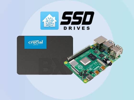 Comment migrer Home Assistant OS sur un SSD avec un Raspberry Pi 3 ou 4