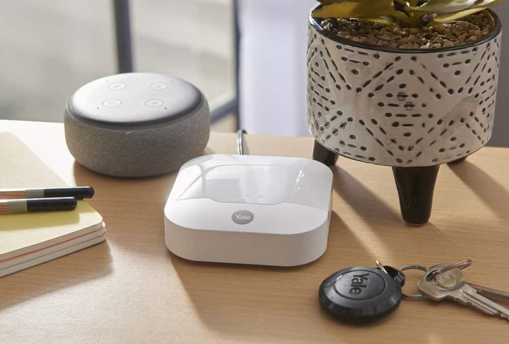 Une alarme connectée compatible avec les assistants vocaux
