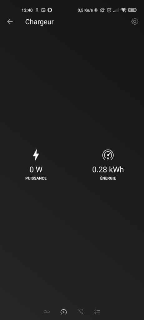 La mesure de la consommation électrique