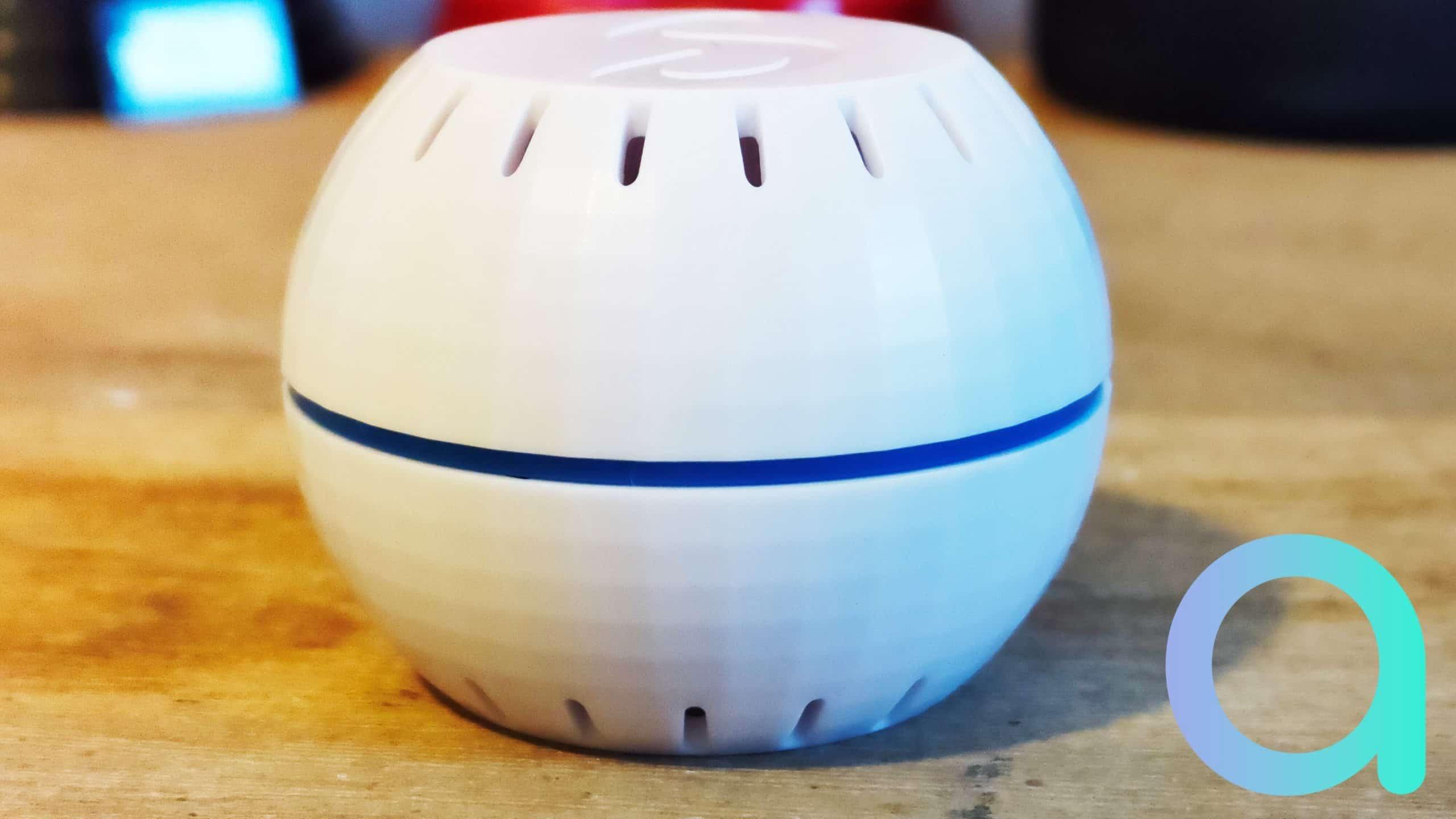 SHELLY - Capteur de température et d'humidité Wi-Fi Shelly