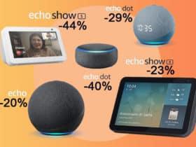 Amazon continue les soldes d'été sur ses enceintes Alexa