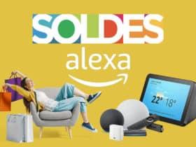 Soldes d'été sur les enceintes Alexa Echo et le streaming Fire TV