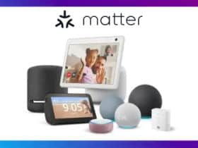 Les enceintes Amazon Echo seront compatibles avec la domotique Matter