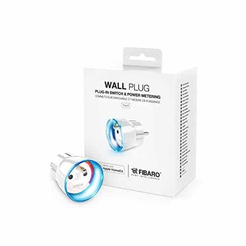 Avis et meilleur prix prise connectée Fibaro Wall Plug Z-Wave +