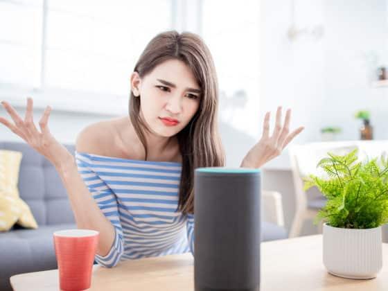 Alexa ne comprend pas? Google Assistant n'entend pas bien?