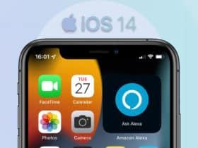 Amazon ajoute des widgets Alexa sur son application iOS 14 et plus