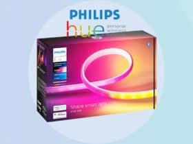 Philips Hue prépare la sortie d'un nouveau ruban LED